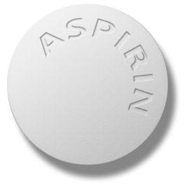 Aspirin tablet