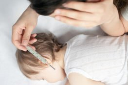seizures in infants and young children