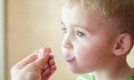 FDA changes children medicine